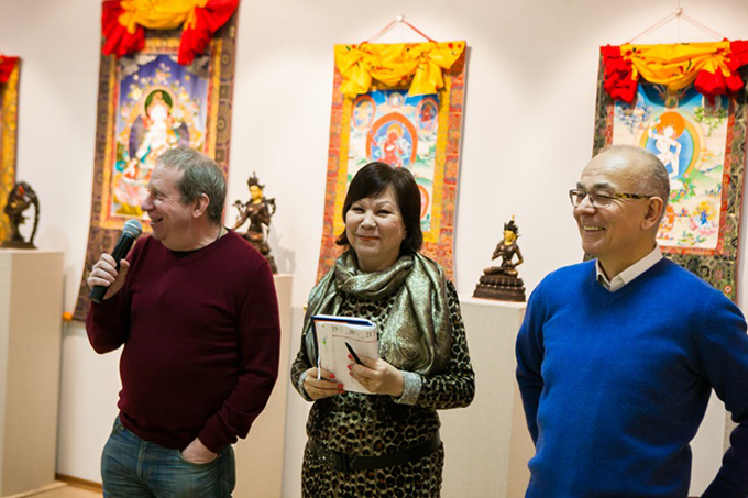 25 years of lay Buddhism in Russia