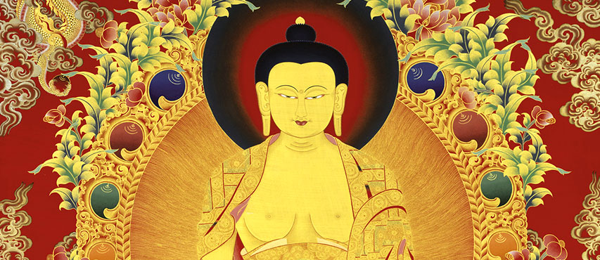 The Buddha, founder of Buddhism