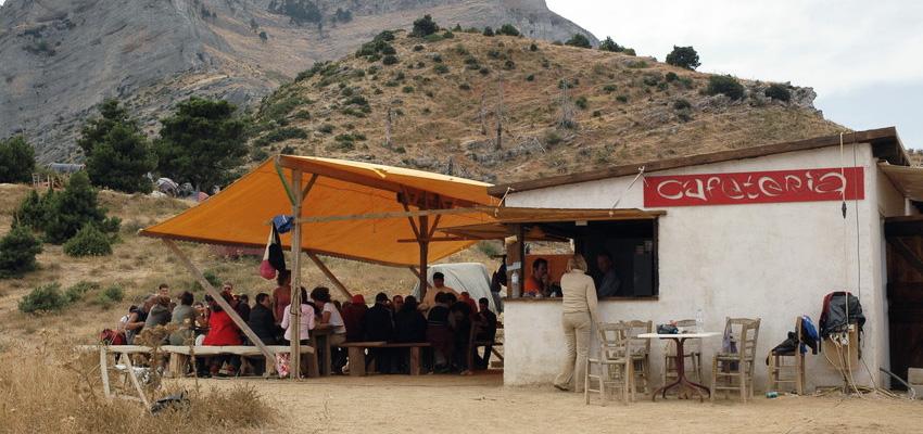 Karma Berchen Ling, Greece