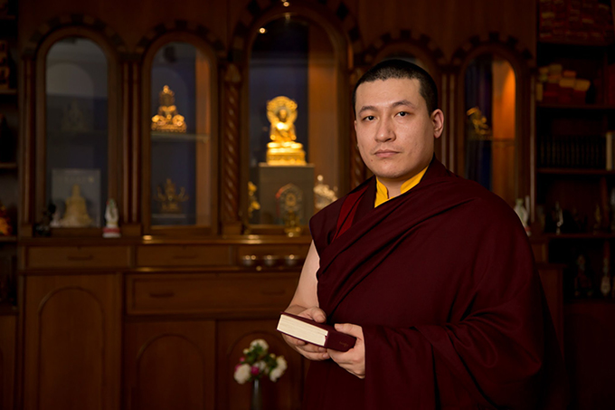Official address by HH 17th Karmapa about Shamar Rinpoche