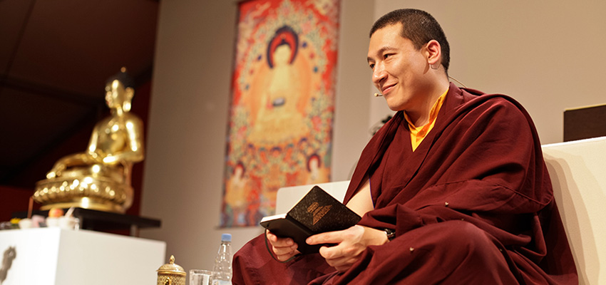 Thaye Dorje, HH the 17th Karmapa