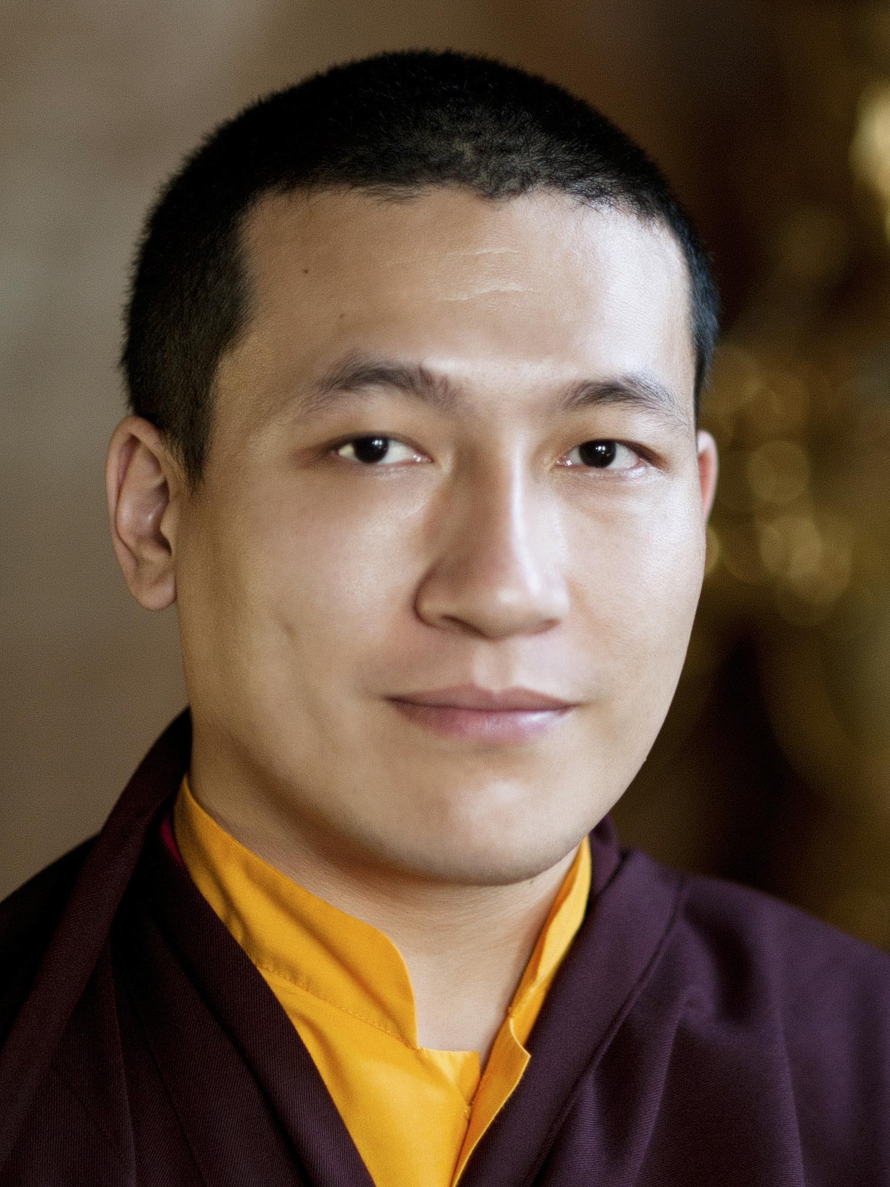 The 17th Karmapa, Thaye Dorje