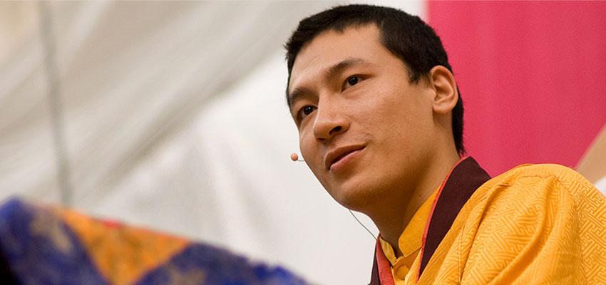 Thaye Dorje, His Holiness the 17th Karmapa