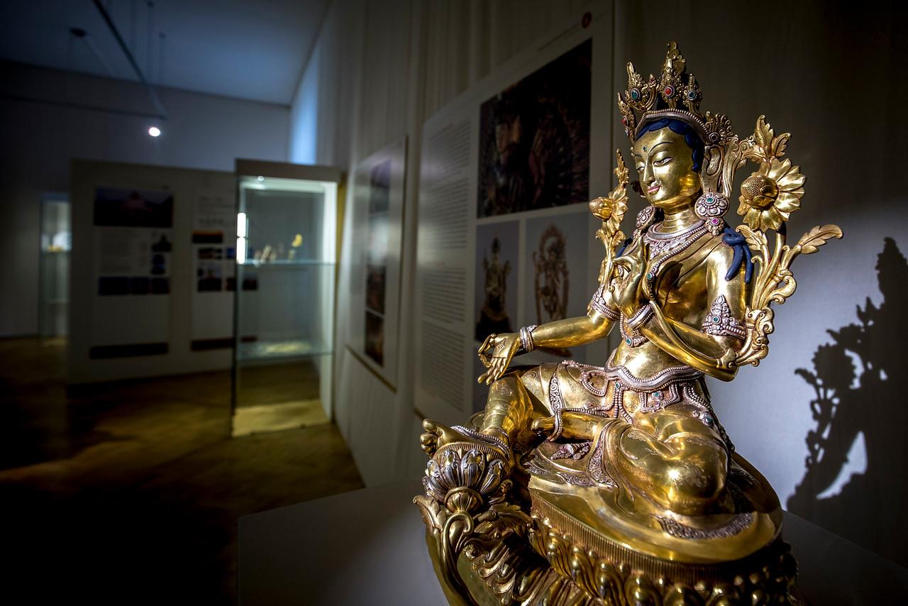 Buddhist Art Exhibition in Bratislava