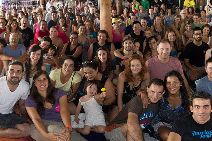 Buddhism in America – a gathering of Buddhist practitioners from the whole continent in Cancun