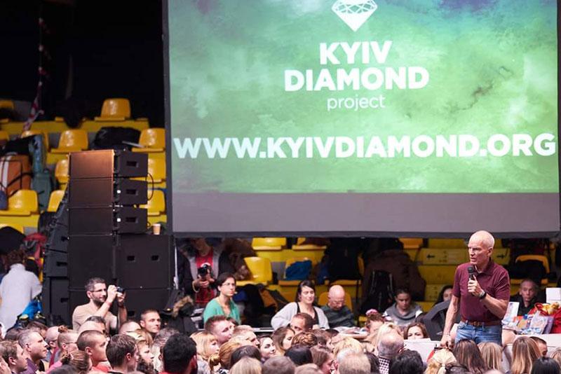 Kyiv Diamond Project