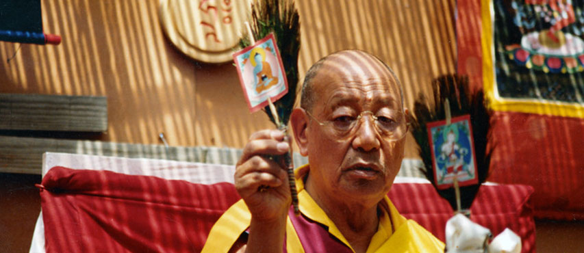 Lopon Tsechu Rinpoche