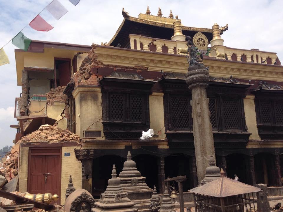 Nepal Earthquake Kathmandu