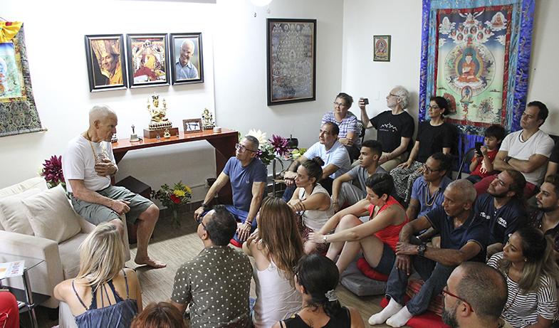 Diamond Way Buddhism  comes to Panama