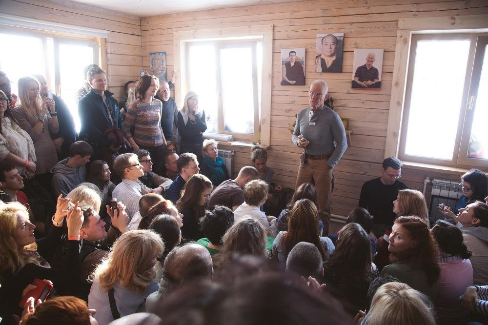 Arkhara retreat centre, Russia