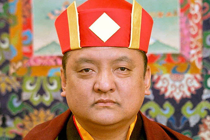 The 14th Kunzig Shamarpa, Mipam Chokyi Lodro (1952-2014)