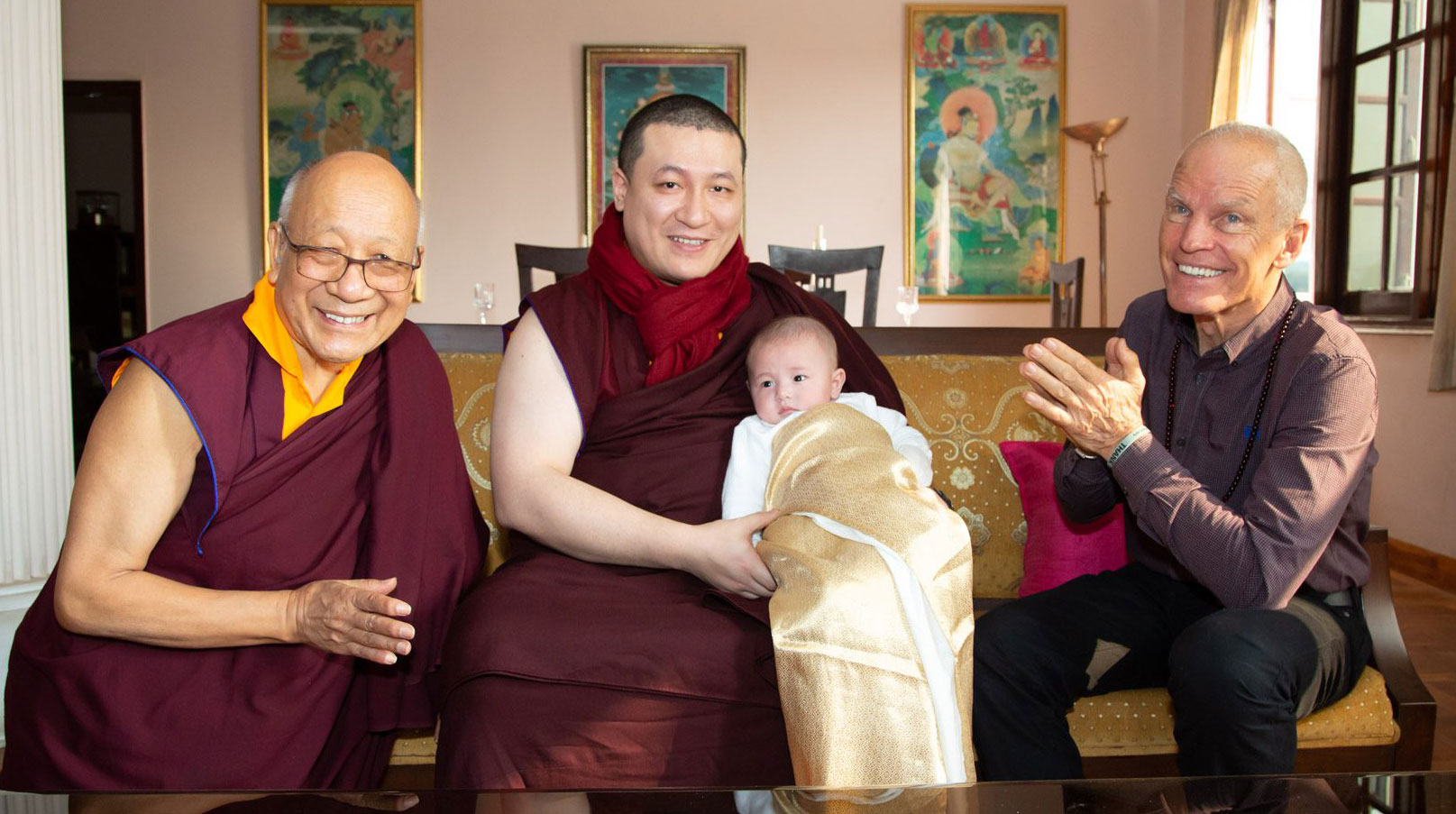 Karmapa to visit our Europe Center in Immenstadt, Germany
