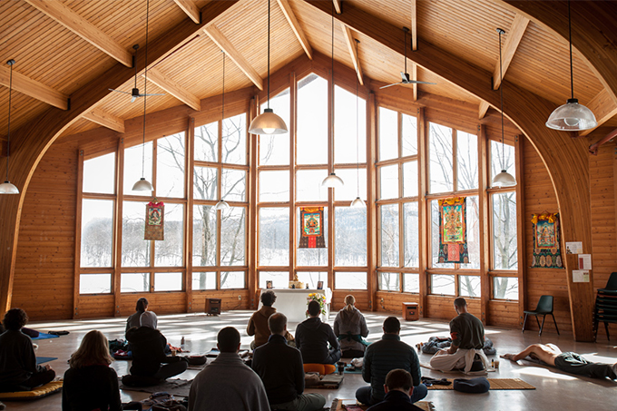 USA 14th National Presidents' Day Meditation Retreat