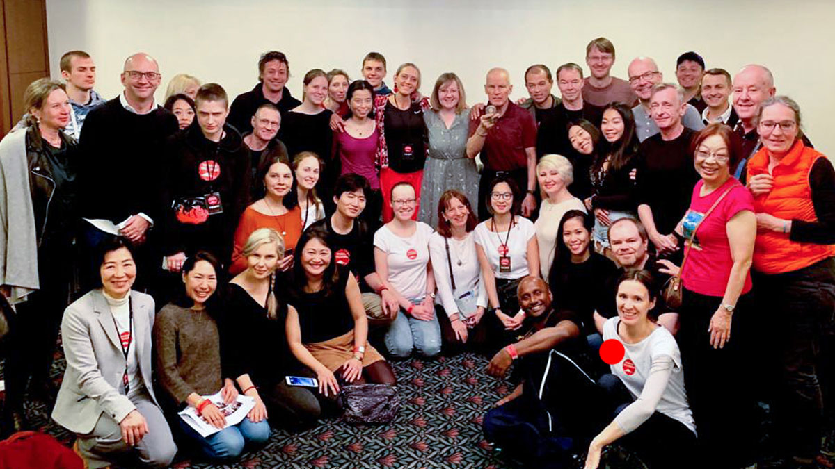 Teaching Course in Tokyo and the Asian Sangha Meeting