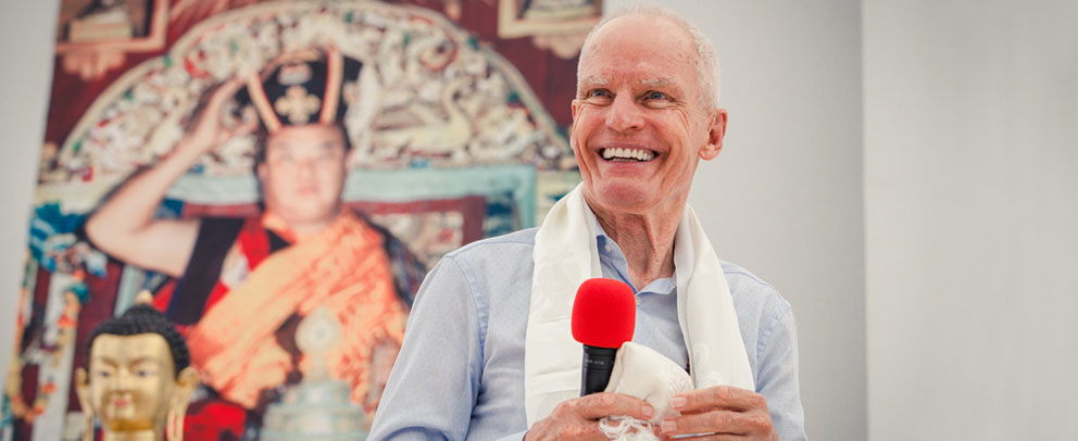 A special anniversary: On the birthday of Lama Ole Nydahl