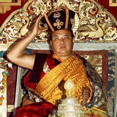 Our Buddhist Teachers in Diamond Way Buddhism
