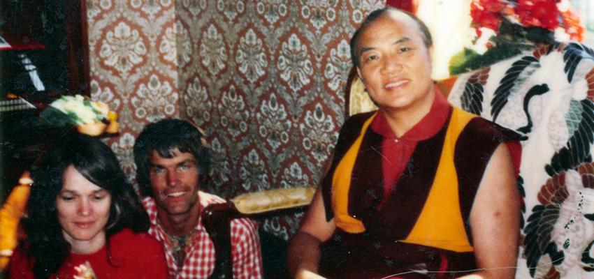 16th Karmapa, Lama Ole Nydahl, Hannah Nydahl