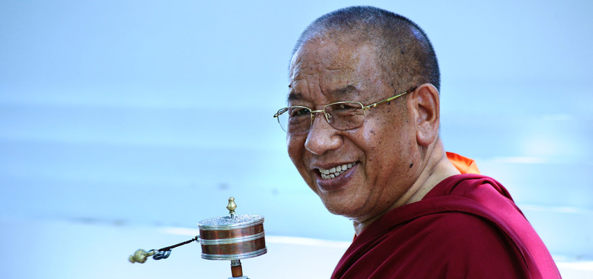 Maniwa Sherab Gyaltsen Rinpoche